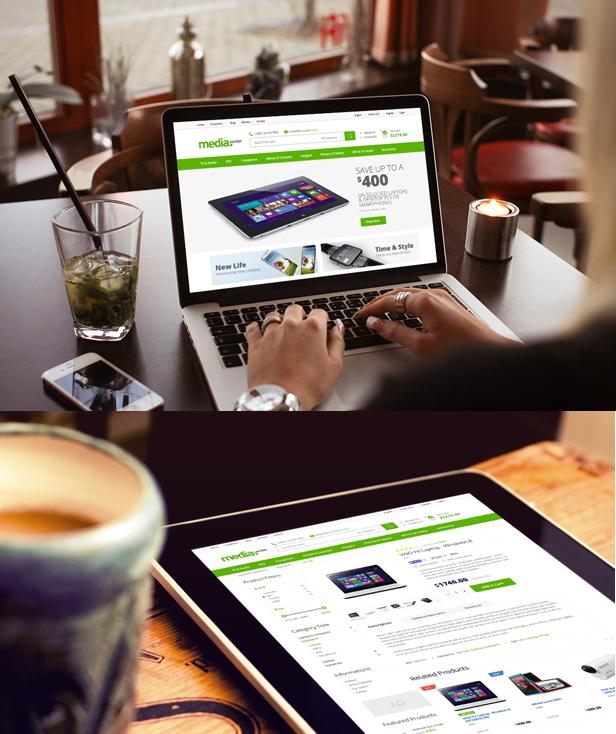 MediaCenter - Electronics Store WooCommerce Theme - 17