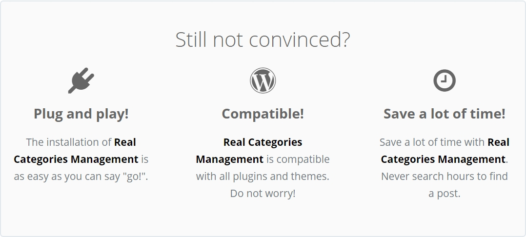 WordPress Real Category Management - Custom category term order / Tree view - 14