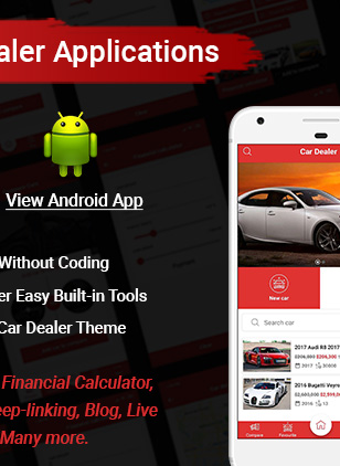 Car Dealer -  Automotive Responsive WordPress Theme - 2