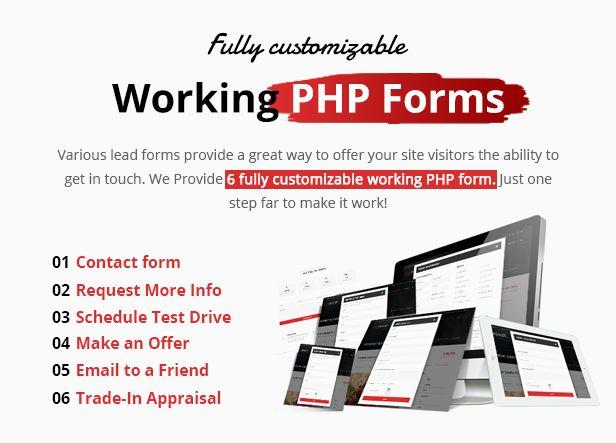 Car Dealer -  Automotive Responsive WordPress Theme - 36