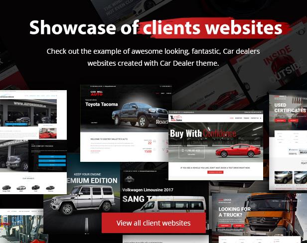 Car Dealer -  Automotive Responsive WordPress Theme - 37
