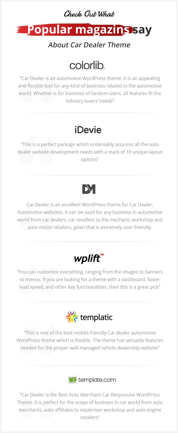 Car Dealer -  Automotive Responsive WordPress Theme - 38