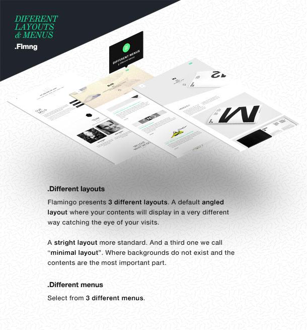Flamingo - Agency & Freelance Portfolio Theme for WordPress - 6