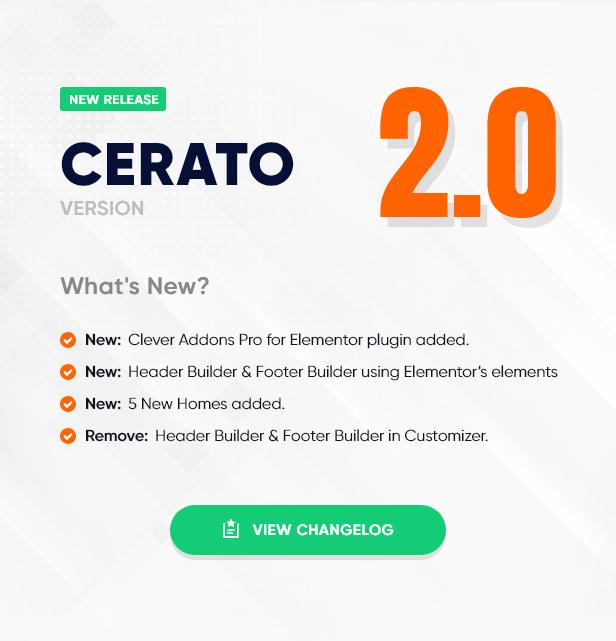 Cerato - Multipurpose Elementor WooCommerce Theme - 4