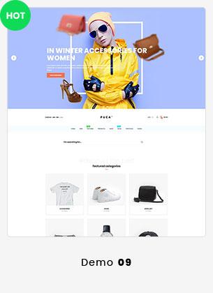 Puca - Optimized Mobile WooCommerce Theme - 22
