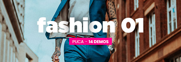 Puca - Optimized Mobile WooCommerce Theme - 13