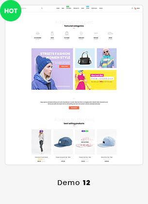 Puca - Optimized Mobile WooCommerce Theme - 25