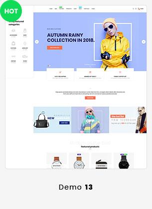 Puca - Optimized Mobile WooCommerce Theme - 26