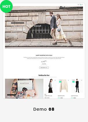 Puca - Optimized Mobile WooCommerce Theme - 37