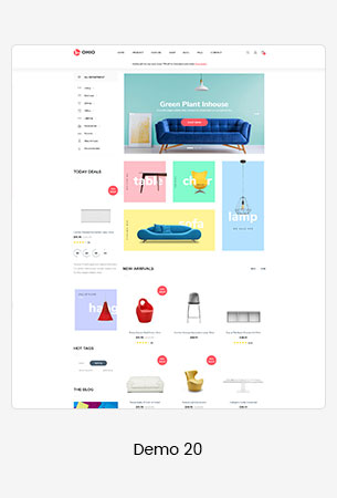 Puca - Optimized Mobile WooCommerce Theme - 75