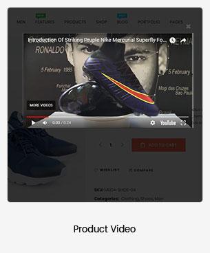 Puca - Optimized Mobile WooCommerce Theme - 90