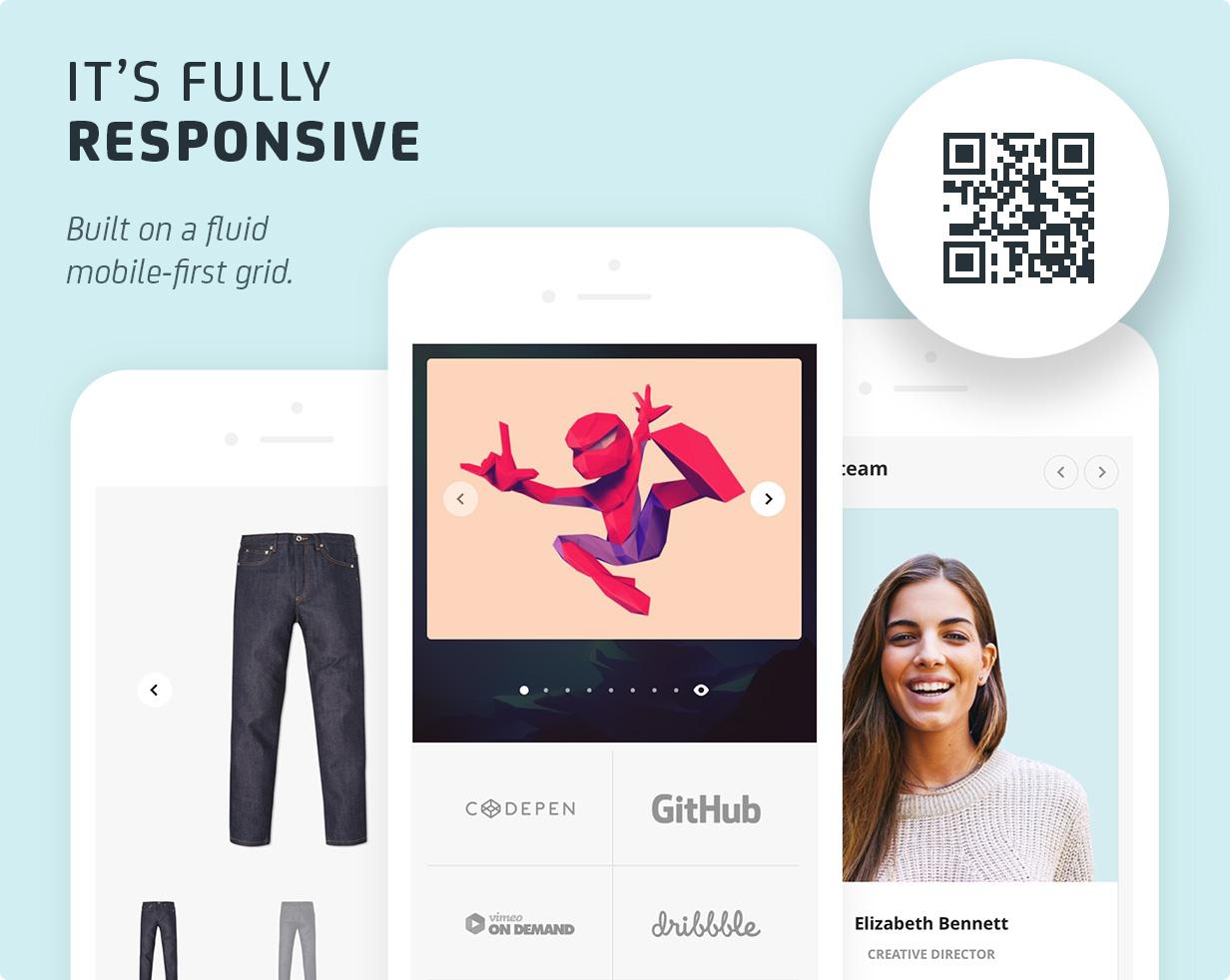 Uplift - Responsive Multi-Purpose WordPress Theme - 4