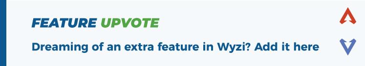 upVote Features