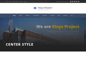 Mega Project - Construction WordPress - 4