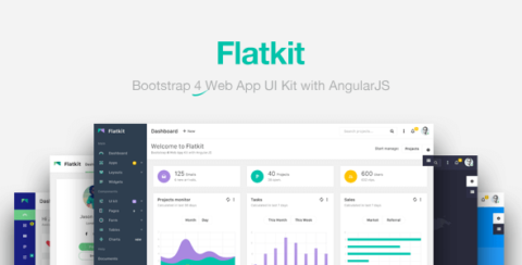 Flatkit | App UI Kit