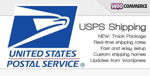 USPS Shipping method for WooCommerce