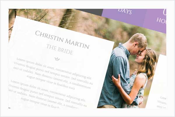 Wedding Industry - Wedding Multipurpose Couple WP - 12