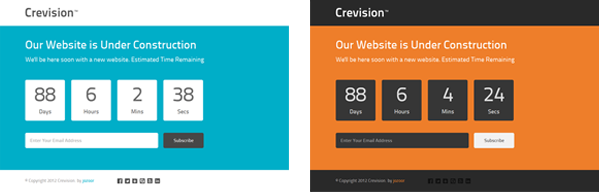 Crevision - Responsive HTML Template - 4