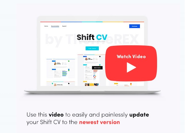 How to Upgrade to ShiftCV 3.0