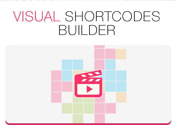Visual Shortcodes