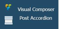 Visual Composer - Post Accordion