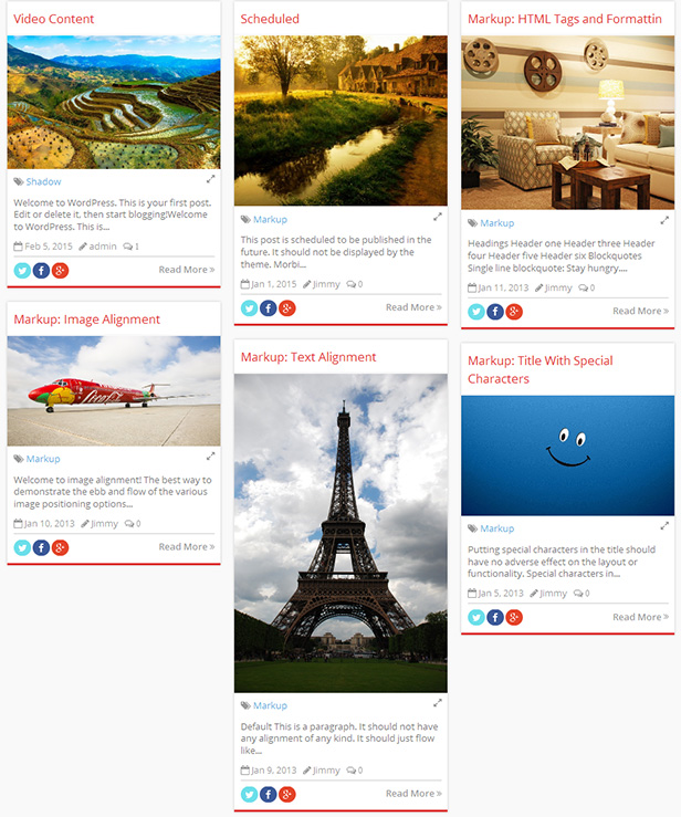 WPBakery Page Builder - Post Grid/List Layout With Carousel (formerly Visual Composer) - 4