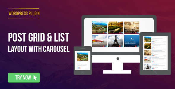 WPBakery Page Builder - Post Grid/List Layout With Carousel (formerly Visual Composer) - 10