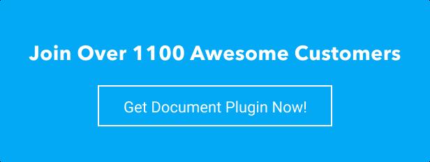 Docs Online Product Documentation WordPress Plugin - 1