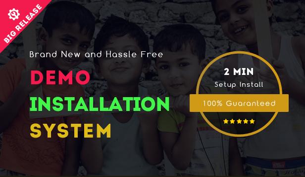 Lifeline - NGO, Fund Raising and Charity WordPress Theme - 6