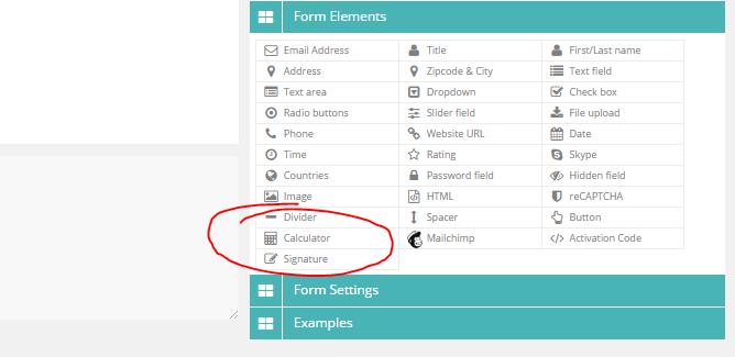 Super Forms - Calculator Add-on - 3