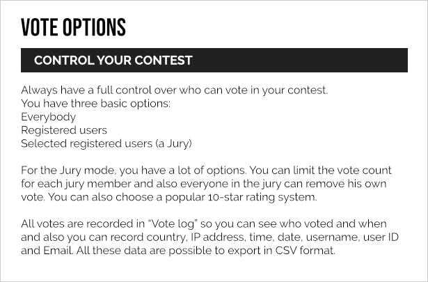 Video Contest WordPress Plugin - 11