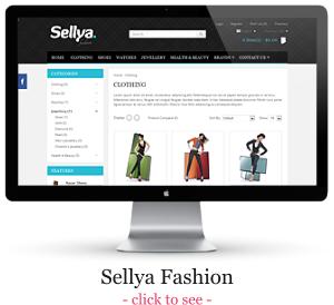 Sellya - Multi-Purpose Responsive OpenCart Theme - 11