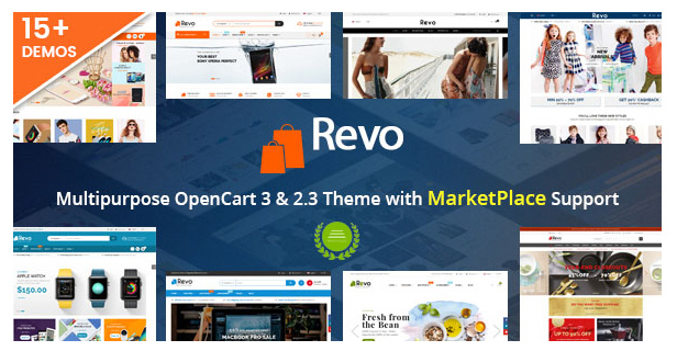eMarket - Multi-purpose MarketPlace OpenCart 3 Theme (28+ Homepages & Mobile Layouts Included) - 8