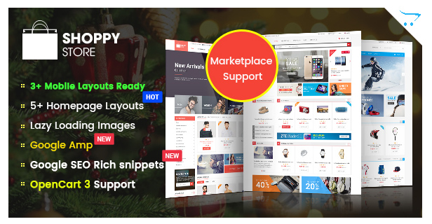 eMarket - Multi-purpose MarketPlace OpenCart 3 Theme (28+ Homepages & Mobile Layouts Included) - 12