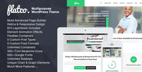 Flatco - Multipurpose & Responsive WordPress Theme