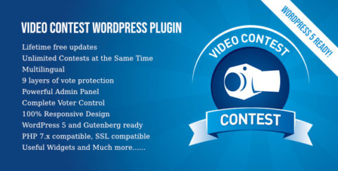 Video Contest WordPress Plugin