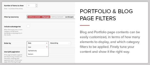One - The Creative Multipurpose Portfolio theme - 9
