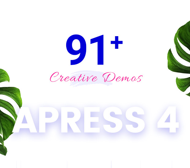 Apress -  Responsive Multi-Purpose Theme - 2