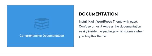 Klein - A Nitty-Gritty Community Theme - 7