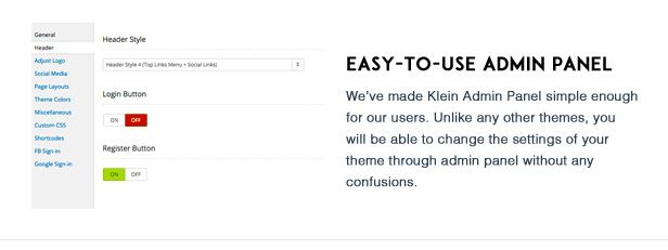 Klein - A Nitty-Gritty Community Theme - 6