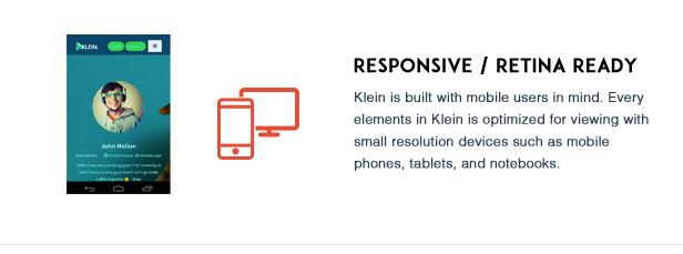 Klein - A Nitty-Gritty Community Theme - 5