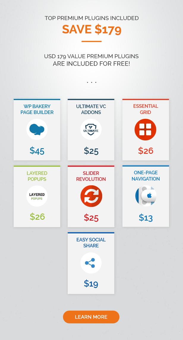 Wiz - The Smart Multi-Purpose WordPress Theme - 3