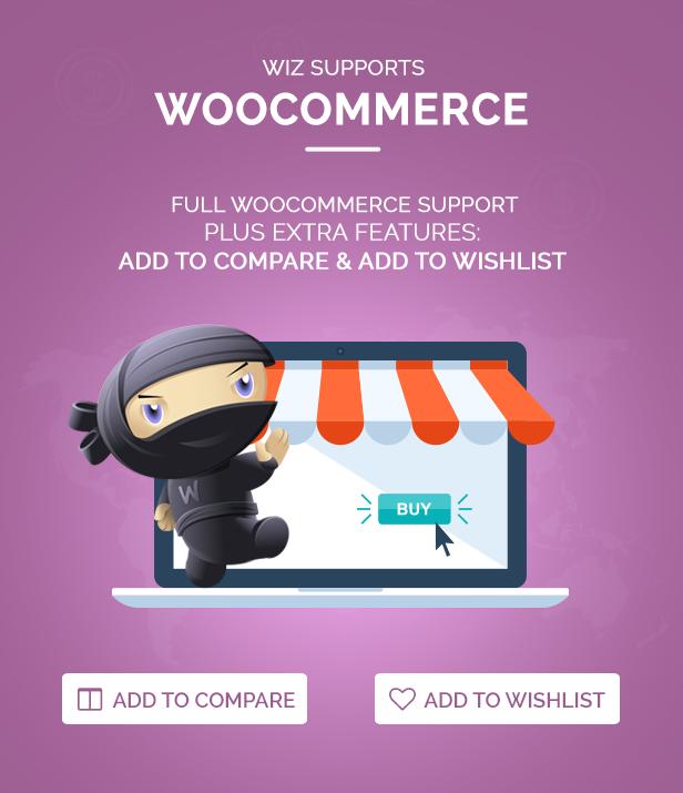 Wiz - The Smart Multi-Purpose WordPress Theme - 6