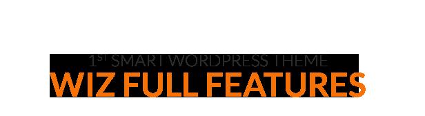 Wiz - The Smart Multi-Purpose WordPress Theme - 23