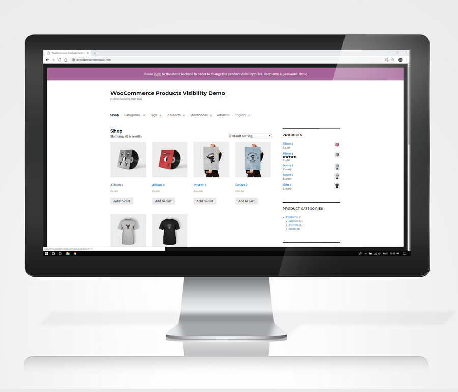 WooCommerce Hide Products, Categories, Prices, Payment and Shipping by User Role - 16