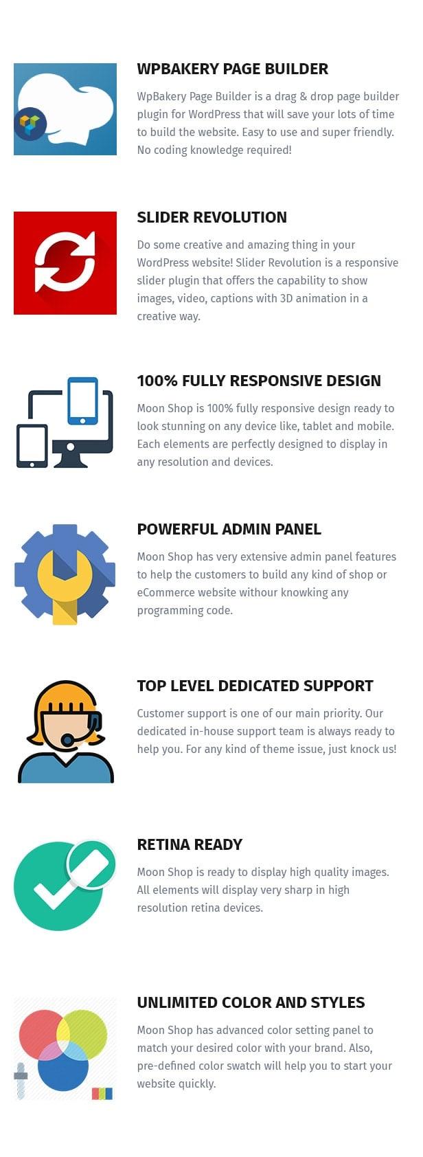 Moon Shop - Responsive eCommerce WordPress Theme for WooCommerce - 12
