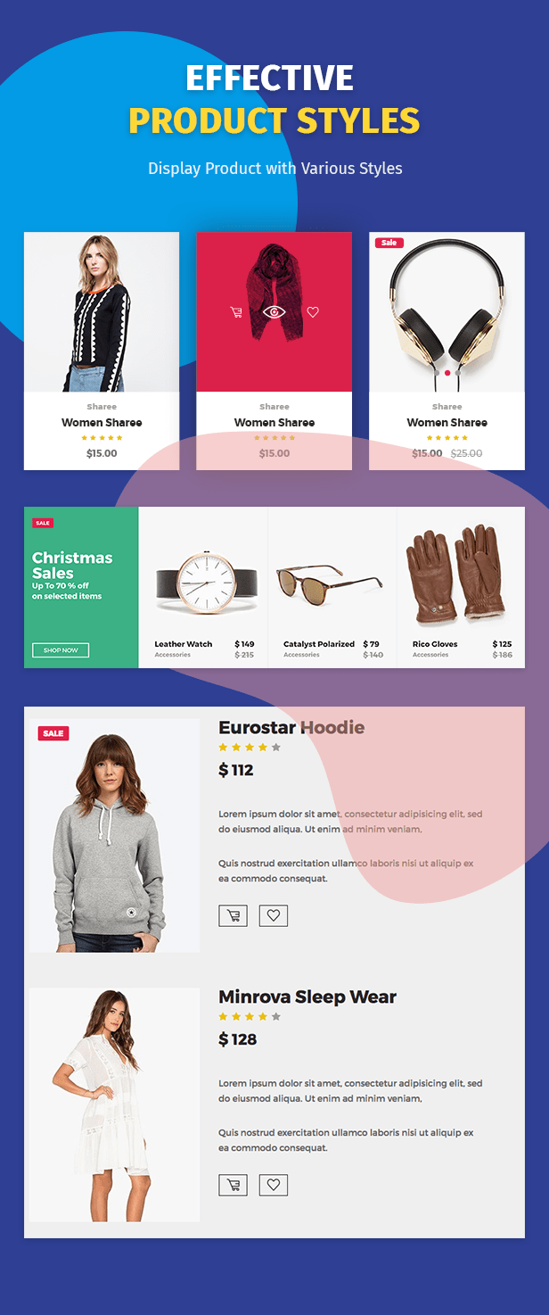 Moon Shop - Responsive eCommerce WordPress Theme for WooCommerce - 10
