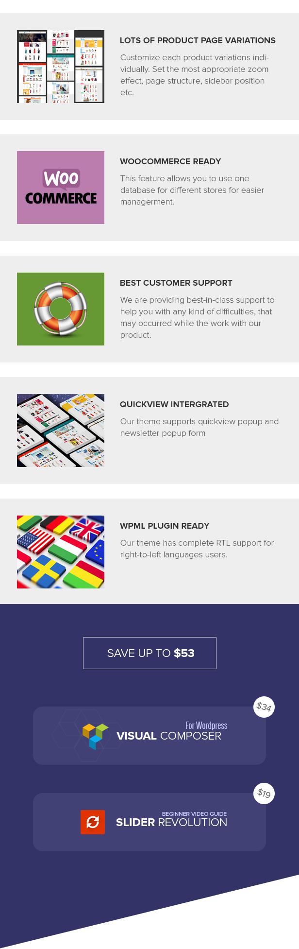 KuteShop - Fashion, Electronics & Marketplace WooCommerce Theme (RTL Supported) - 13