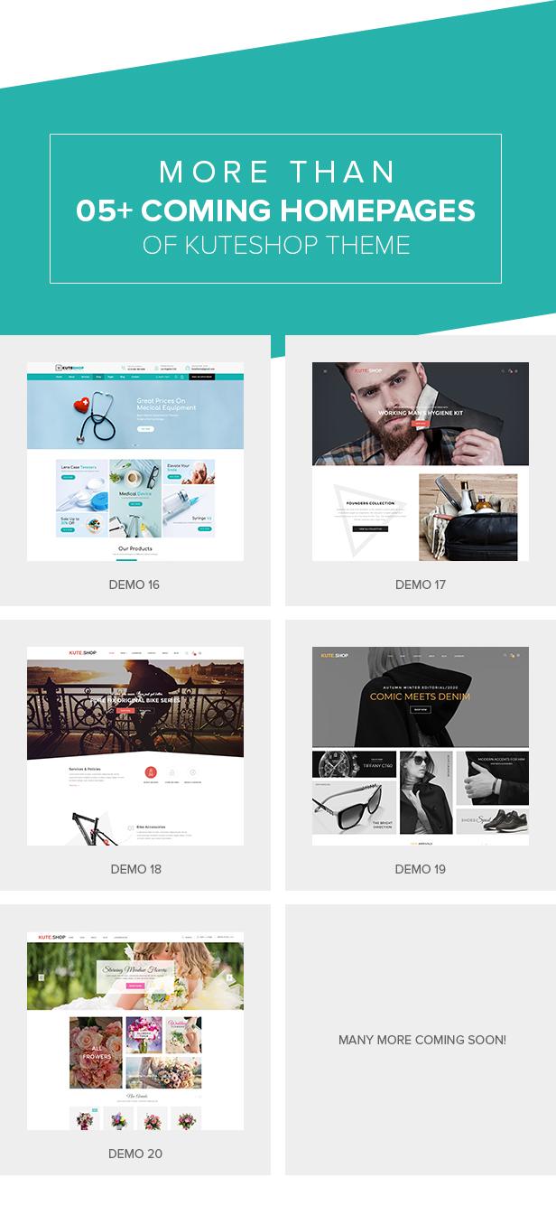 KuteShop - Fashion, Electronics & Marketplace WooCommerce Theme (RTL Supported) - 7