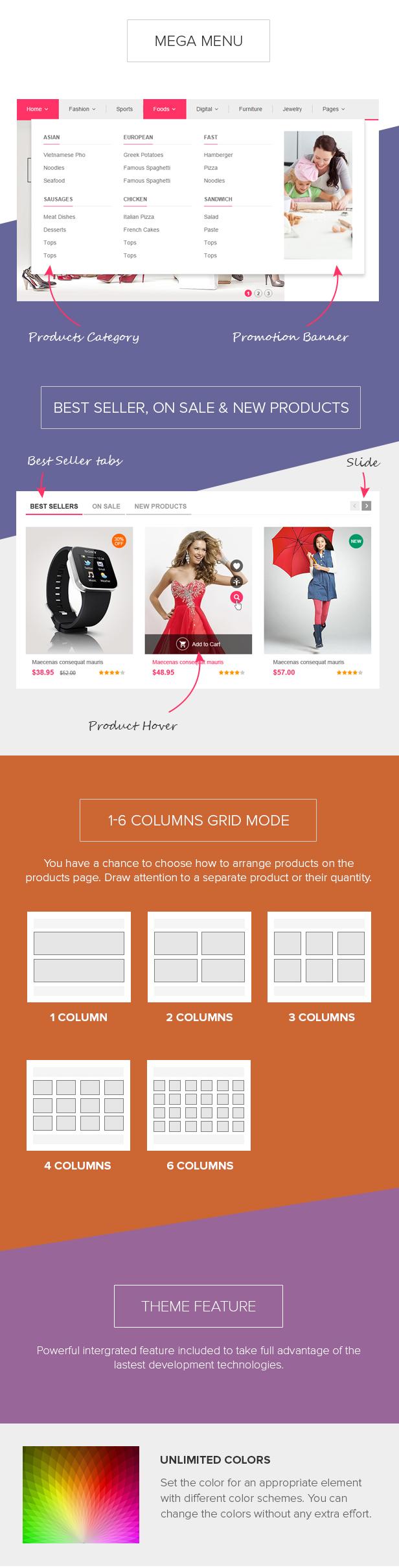 KuteShop - Fashion, Electronics & Marketplace WooCommerce Theme (RTL Supported) - 12